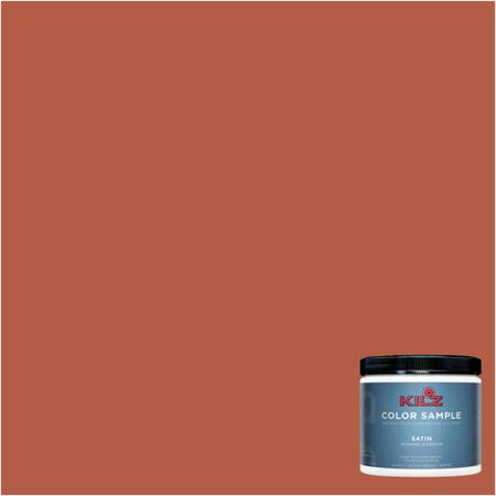 KILZ COMPLETE COAT Interior/Exterior Paint & Primer in One #LB120-02 Scorching