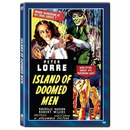 Island Of Doomed Men (Full Frame)