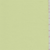 Citron Yellow Stretch Twill, Fabric By the Yard