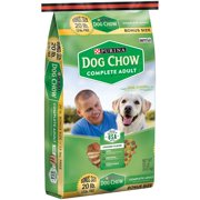 Purina Dog Chow Complete Adult Dog Food 20 lb. Bonus Bag