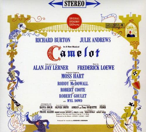 camelot soundtrack cd walmartcom