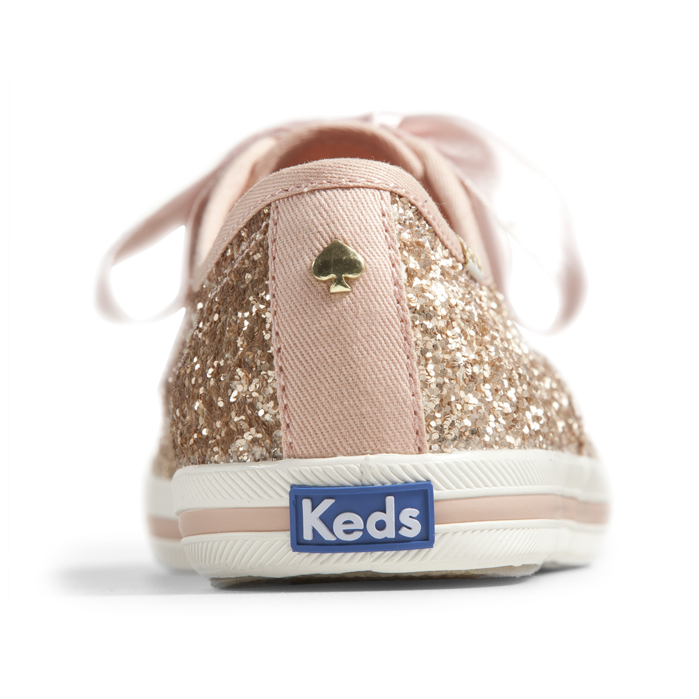 rose gold keds