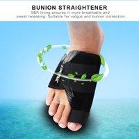1Pc Orthopedic Toe Bunion Straightener Protector Valgus Corrector Tape,Bunion Straightener, Toe Bunion Corrector