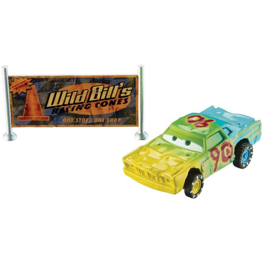 Disney/Pixar Cars 3 Crazy 8 Die-cast Airborne with Accessory