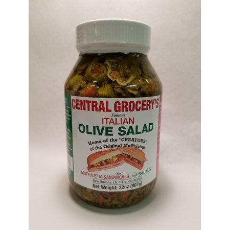 Central Grocery New Orleans style Olive Salad