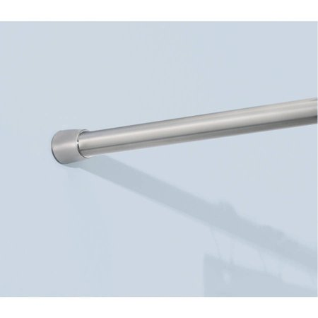 Interdesign Stainless Steel Shower Curtain Tension Rod