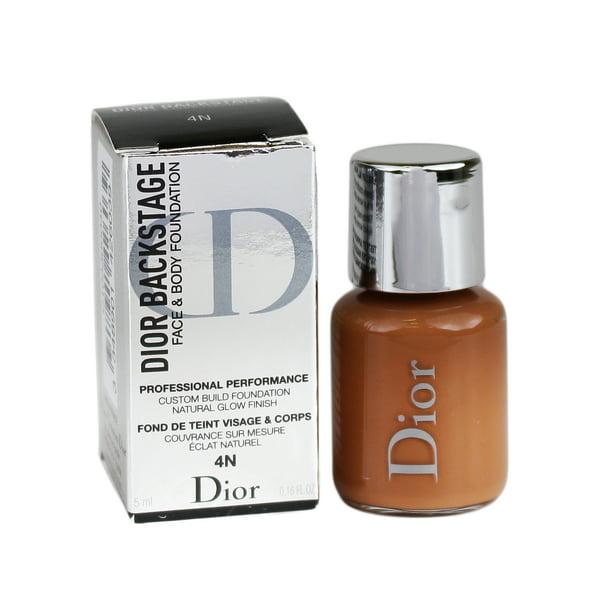 Dior - Dior Backstage Face & Body Foundation 4N Neutral ...