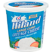 Hiland Large Curd Cottage Cheese, 24 Oz.