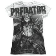 Predator - In The Jungle - Juniors Cap Sleeve Shirt - XX-Large