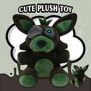 "Phantom Foxy - Five Nights at Freddy's 7"" Plushie Sister Location Plush Toy Stuffed Doll"
