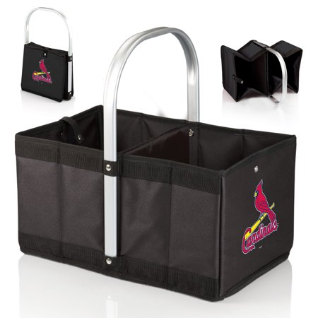 St. Louis Cardinals Urban Basket - Black - No (Cardinal Basket)