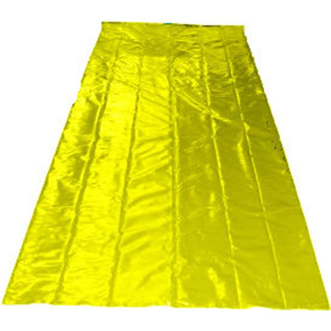 RJS Racing Equipment 12-0001-06-00 10 x 20 ft. Pit Mat, Yellow