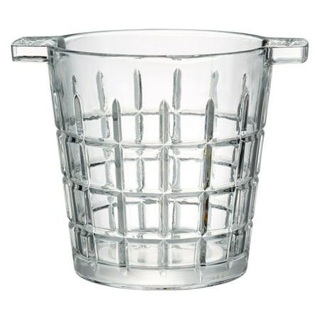 Artland Newport Ice Bucket with Tongs