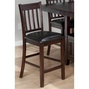 4-Slat Back Barstool - Set of 2