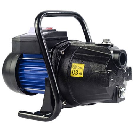 UBesGoo 1200W 1000GPH Stainless Steel Shallow Well Water Pump Transfer Booster Pump for Garden Land Lawn Irrigation