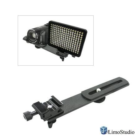 Loadstone Studio 6.3 inch Straight Camera Flash Bracket 1/4