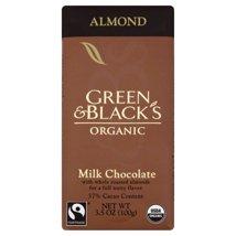 Chocolate Candies: Green & Black's Organic Milk Chocolate
