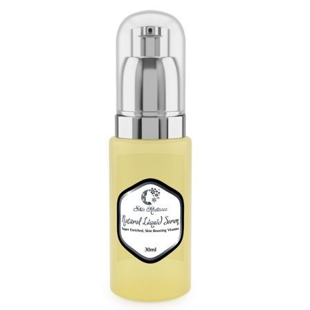 Nourish Liquid Moisturizer (Skin Radiance Natural Liquid Serum for Glowing Radiance, A Premium Blend of Natural Oils to Rejuvenate, Nourish and Revitalise Skin, 1 Oz + Yes to Coconuts Moisturizing Single Use Mask)