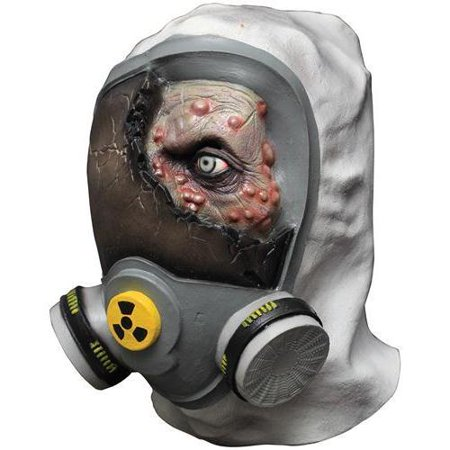 Morris Toxic Zombie Latex Mask-TB26508