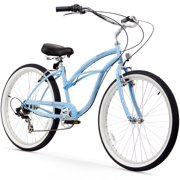 Best Beach Cruiser Bikes - Firmstrong Urban Lady 3-Speed Beach Cruiser Bicycle, 26-Inch Review