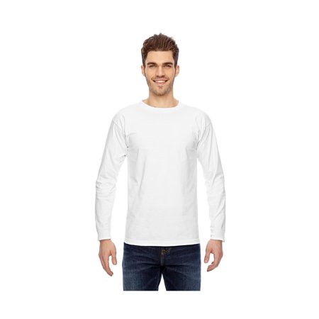Bayside American Made Cotton Basic T-Shirt, Style BA6100 American Made Tee Shirts