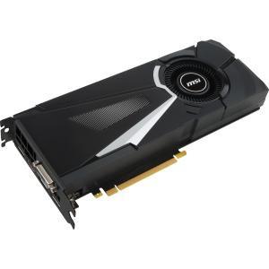 Msi Geforce Gtx 1080 Aero 8Gb Gddr5x Pci Express 3 0 Graphics Card