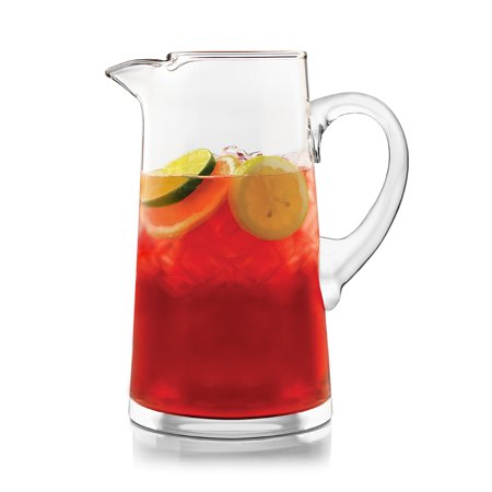 128 Ounce Pitcher - Libbey Cantina Glass Pitcher, 90-ounce