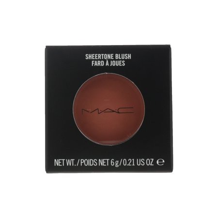 Mac Sheertone Blush 'Peaches' 0.21oz/6g New In Box