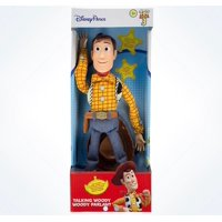 aad488b8dc9 Product Image Disney Parks Pixar Toy Story Talking Woody Figure New with Box