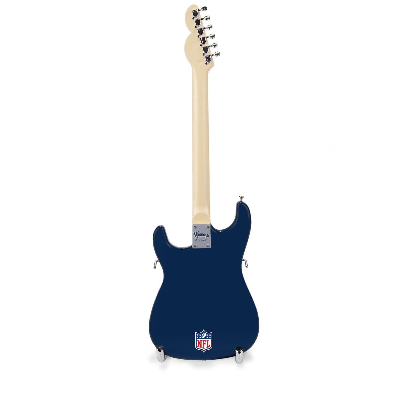 """Woodrow Pittsburgh Penguins 10"""" Collectible Mini Guitar"""