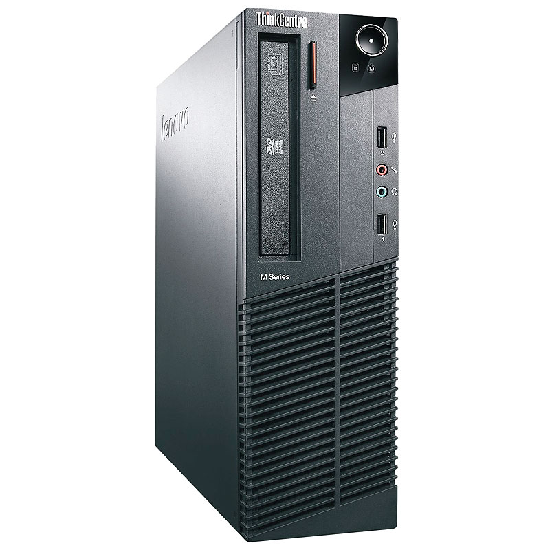 Refurbished Lenovo ThinkCentre M81 3.1GHz i5 4GB 250GB DVD Windows 10 Pro 64 SFF Computer B