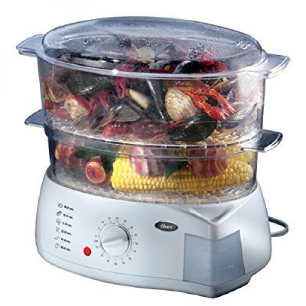 Oster Double Tiered Food Steamer ( 5713 )