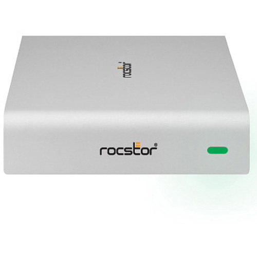 Rocstor ROCPRO 900e 2TB Desktop-Mobile Hard Drive with USB 3.0, 2x FireWire 800 and eSATA Ports