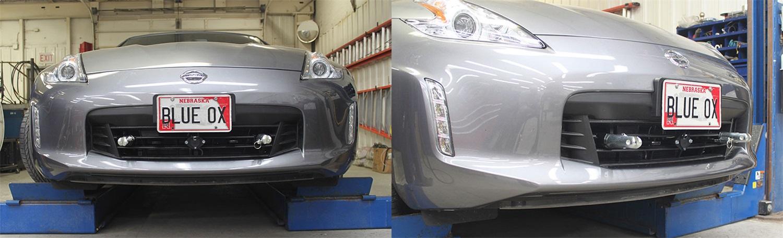 Blue Ox BX3770 Base Plate for Toyota RAV-4
