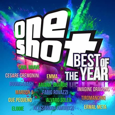 One Shot Best Of The Year 2019 / Various (CD)