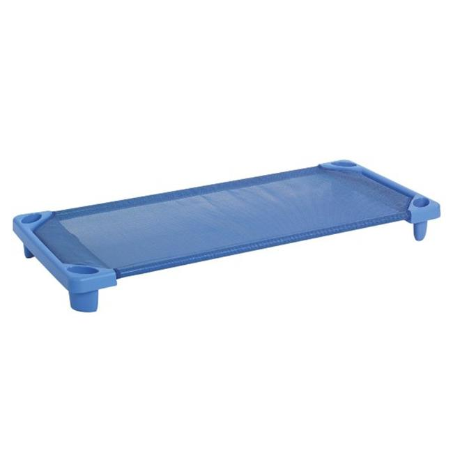 Early Childhood Resources ELR-16123 Streamline Cot Single...