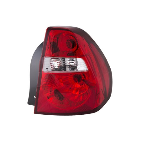 2004-2008 Chevrolet Malibu Passenger Side Tail Light Tail Lamp New Assembly GM2801165