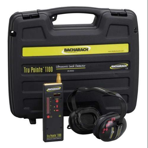 BACHARACH 28-8002 Ultrasonic Leak Detector, Hardhat Headset