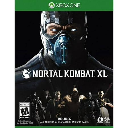 Mortal Kombat XL - Pre-Owned (Xbox One) - Baraka Mortal Kombat
