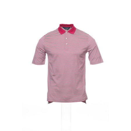 f6e0971d Polo Golf by Ralph Lauren Men's Striped Polo Shirt Golf (Small, Purple) -  Walmart.com