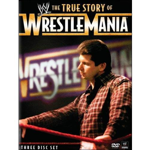 True Story of Wrestlemania [DVD]
