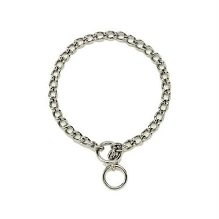 COASTAL PET PRODUCTS, INC. Dog Collar, Chain, 18-In. 05525