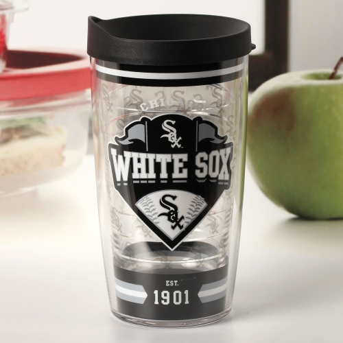 Chicago White Sox Tervis 16oz. Classic Wrap Tumbler with Lid - No Size