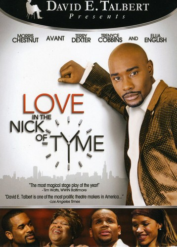 David E. Talbert's Love In The Nick Of Tyme by IMAGE ENTERTAINMENT INC