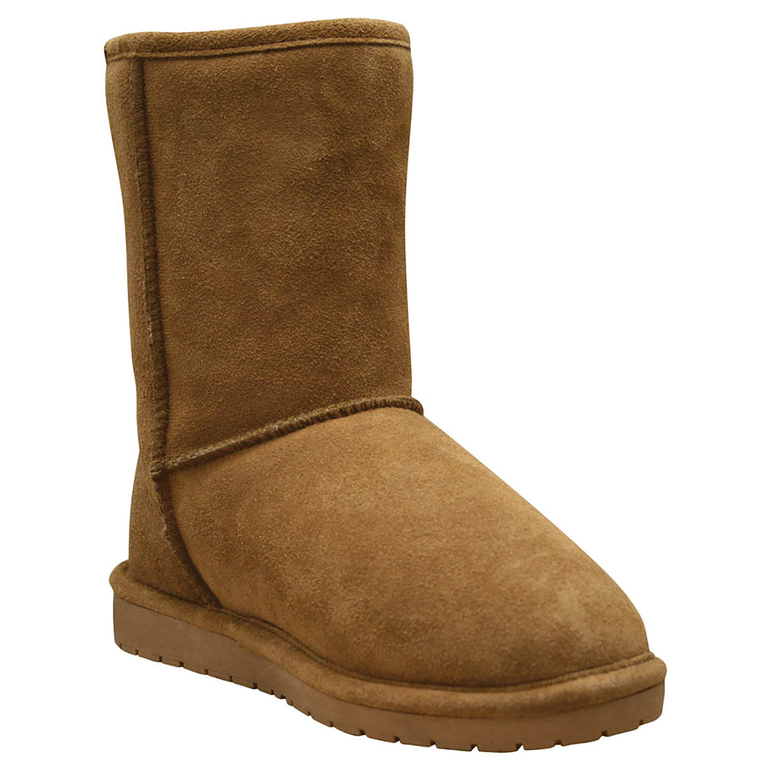Dawgs Womens' 9-inch Cow Suede Boots