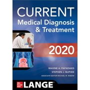 Current Medical Diagnosis and Treatment 2020 (Paperback)