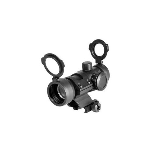 NcSTAR DMRG130 Tactical Red-Green Dot Sight with Cantilever Weaver Mount