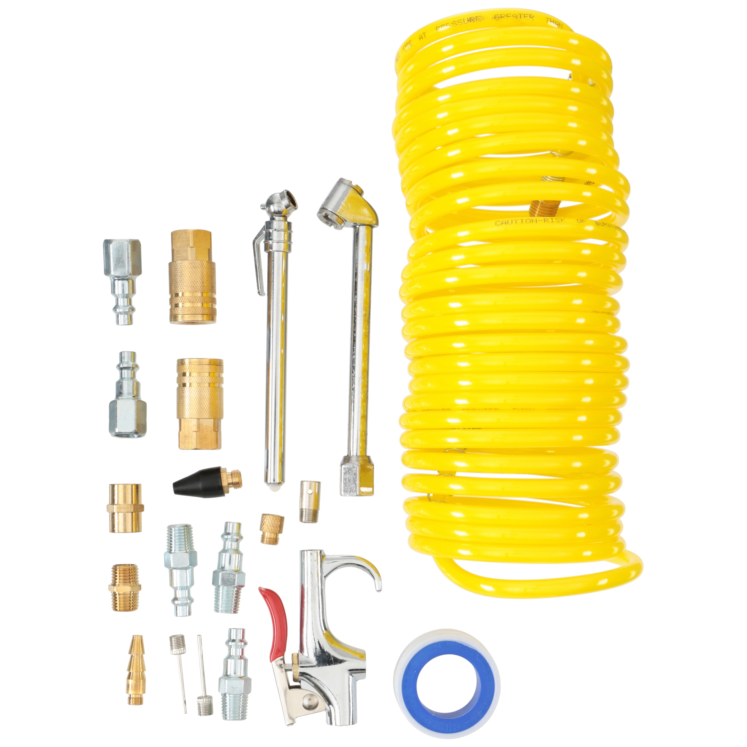 Primefit® Tools and Accessories Air Accessory Kit 20 pc Pack