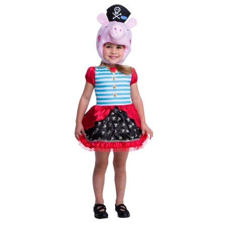 Guinea Pig Pirate Costume (Peppa Pig Pirate Costume)