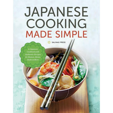 Sushi Recipe Book - Japanese Cooking Made Simple